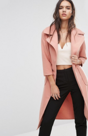 http://www.asos.com/boohoo/boohoo-robe-coat/prd/7023752?iid=7023752&clr=Rose&SearchQuery=pink%20coat&pgesize=36&pge=0&totalstyles=65&gridsize=3&gridrow=10&gridcolumn=2
